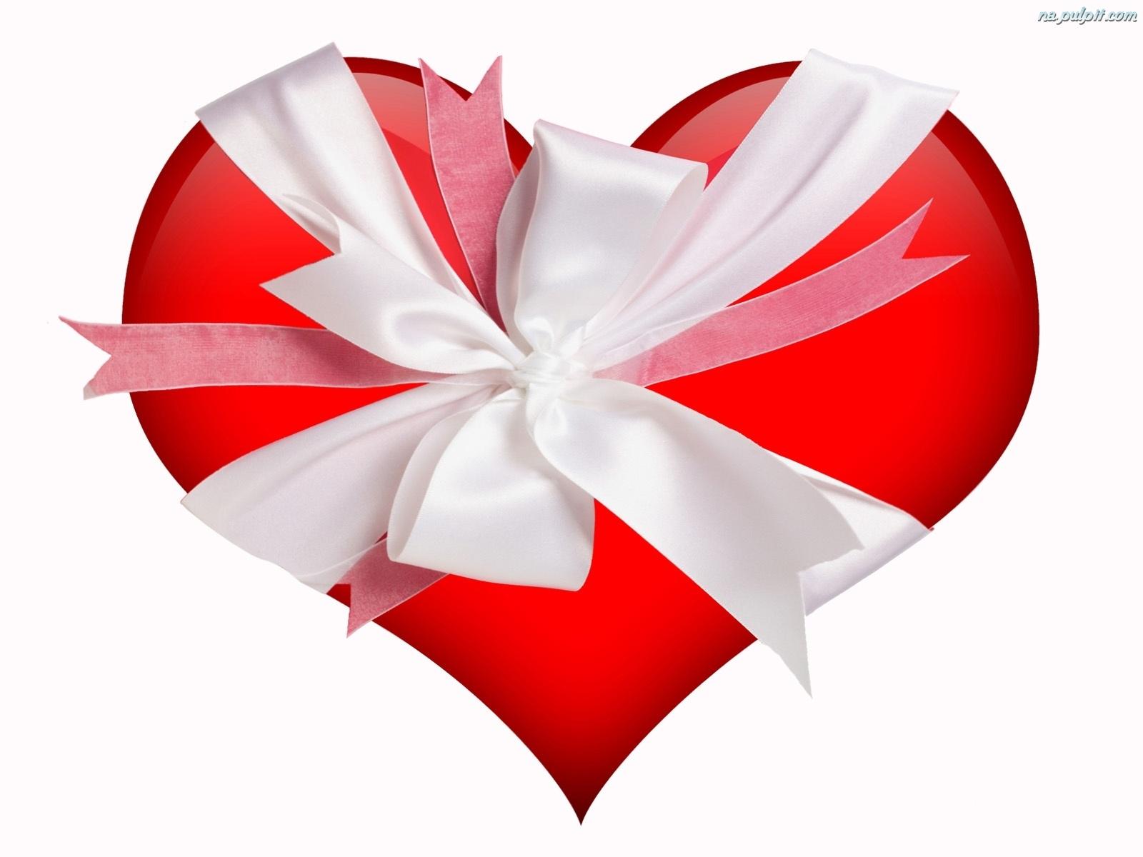 wstazka-czerwone-serce-biala